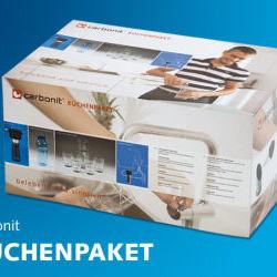 Carbonit VARIO Küchenpaket