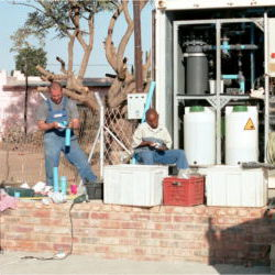 Trinkwasserprojekt Südafrika